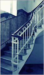 La antigua escalera
