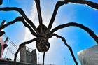 La araña gigante 'Mamá', de la artista Louise Bourgeois