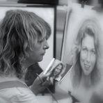 La ARTISTA y su OBRA