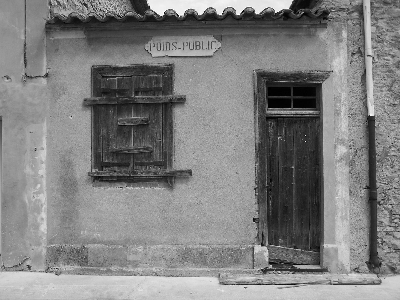 La balance de Saint-Nazaire d'Aude