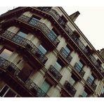 la balcon...