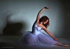 La Ballerine Bleu