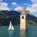 La barca e il campanile