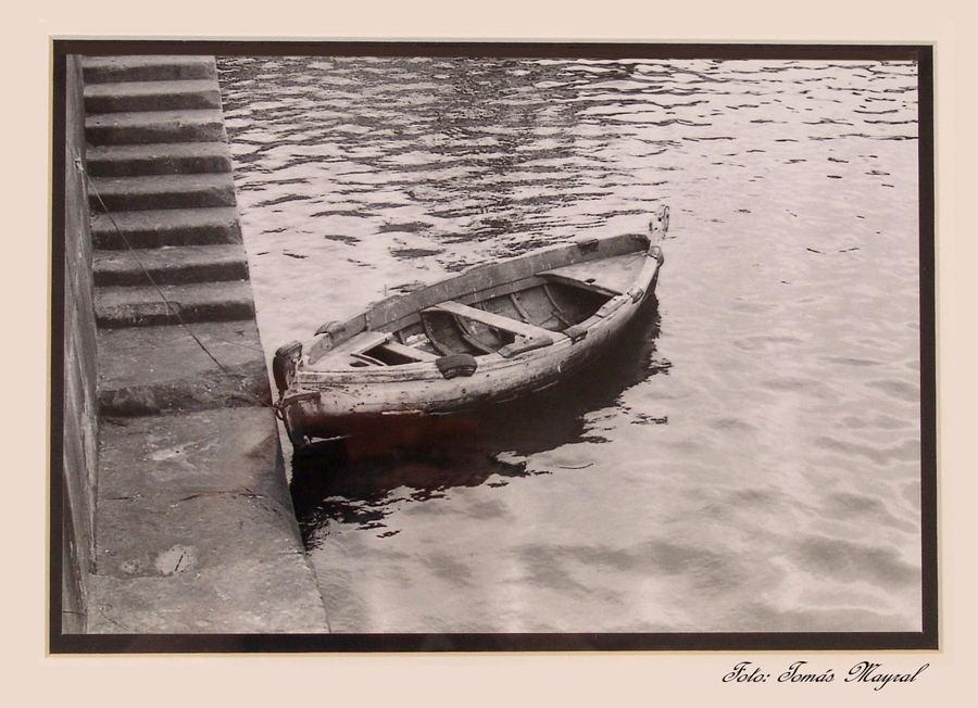 La Barca Olvidada