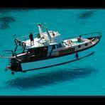 La barca volante...
