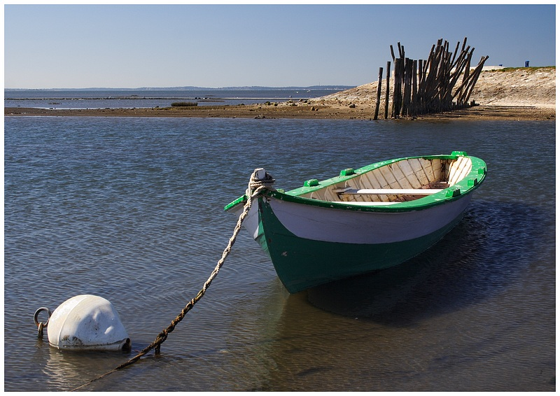 la barque arcachonnaise