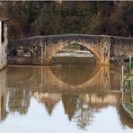 La Baïse et le Vieux Pont à Nérac