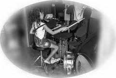 La baterista I