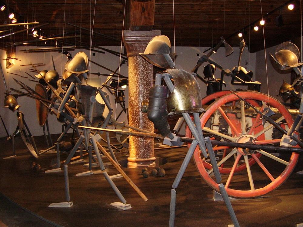 La battaglia - Museo di Salisburgo