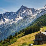 La beauté des Alpes