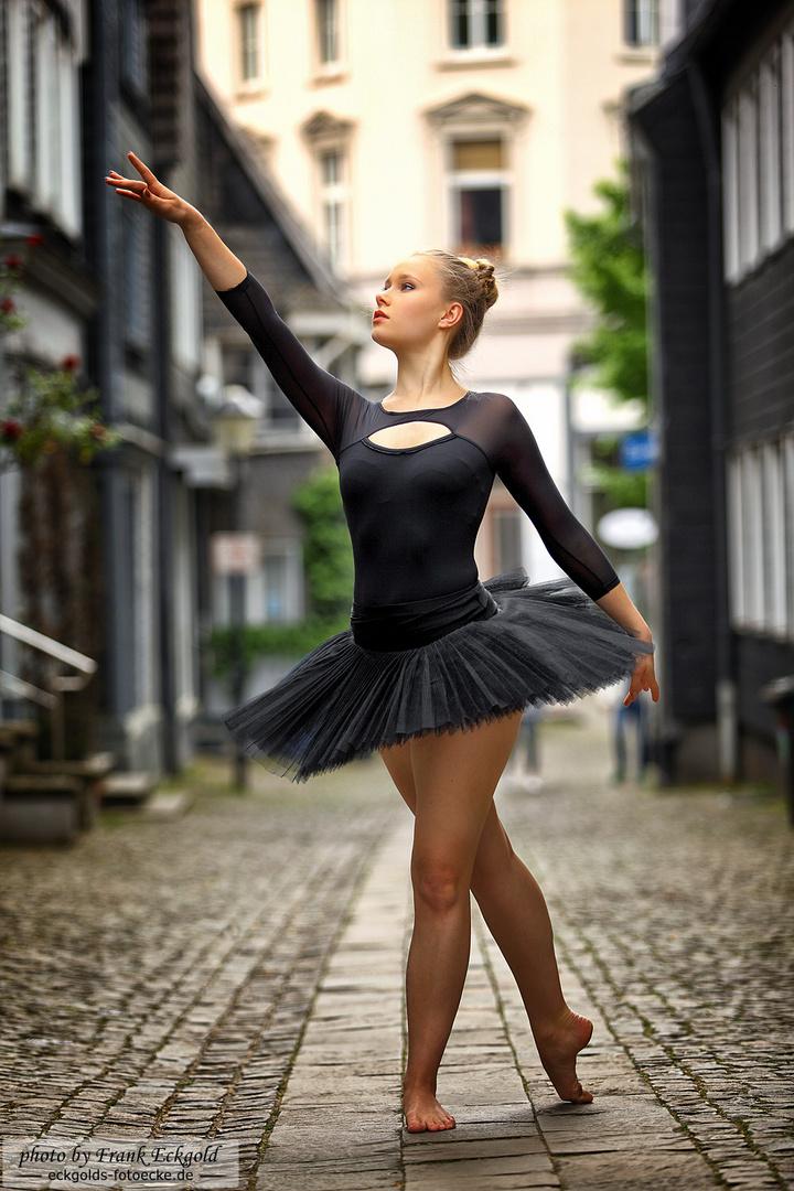 la beauté du ballet – partie neuf