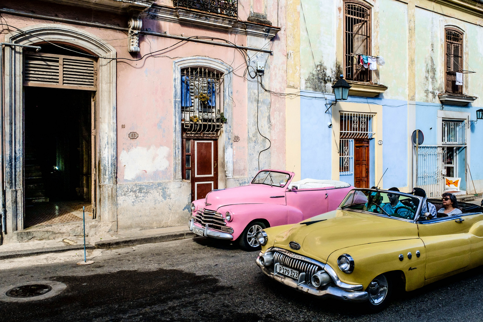 La bella Habana, una de las ciudades más interesantes de Latinoamérica