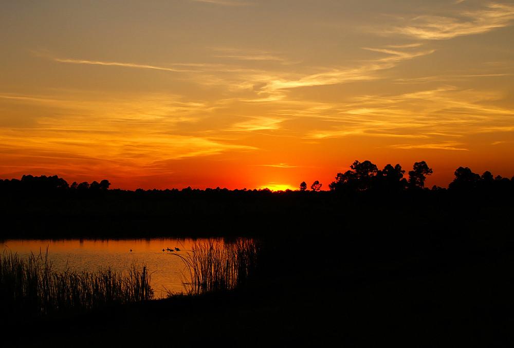 La bellezza del tramonto