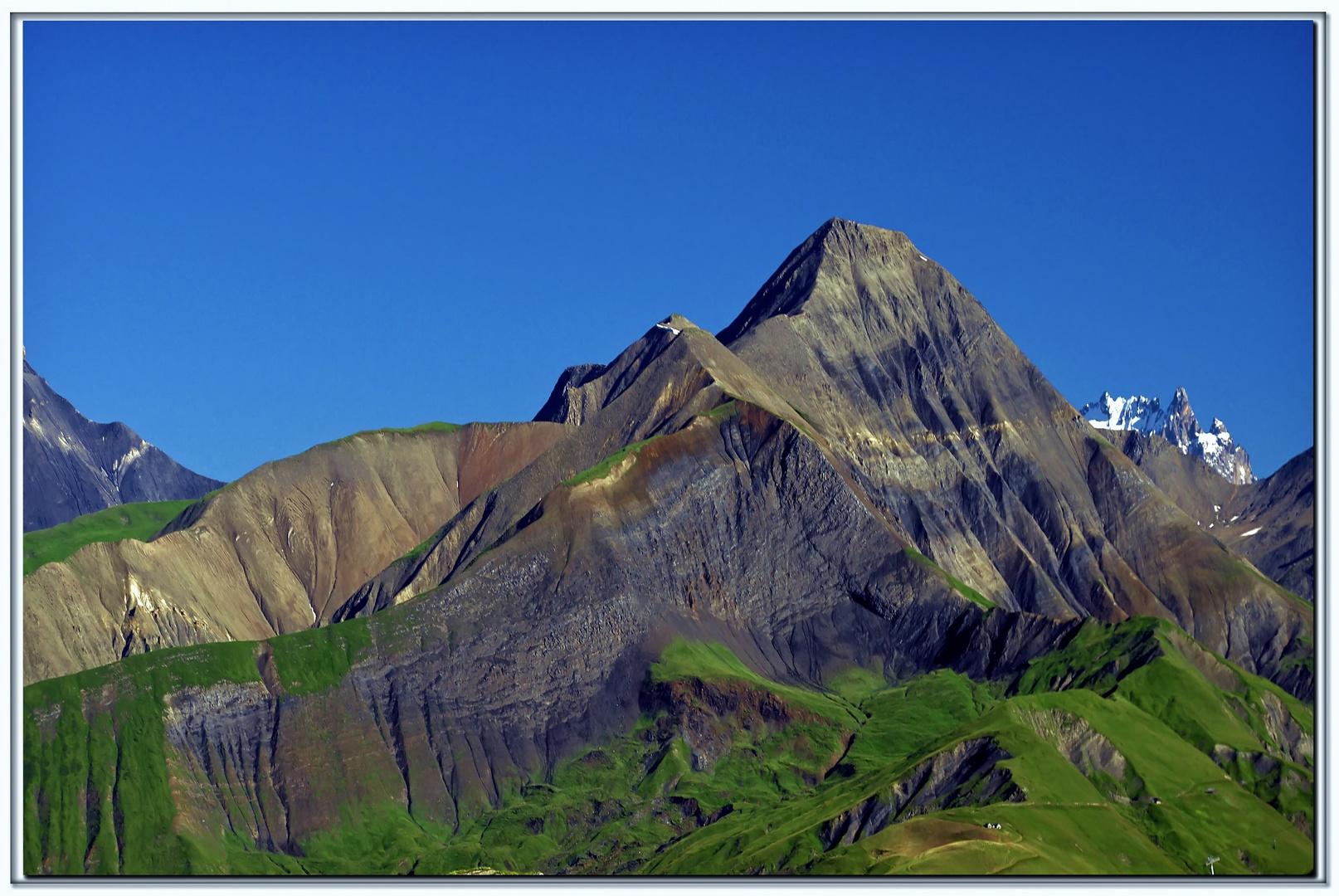 la bellezza della montagna...