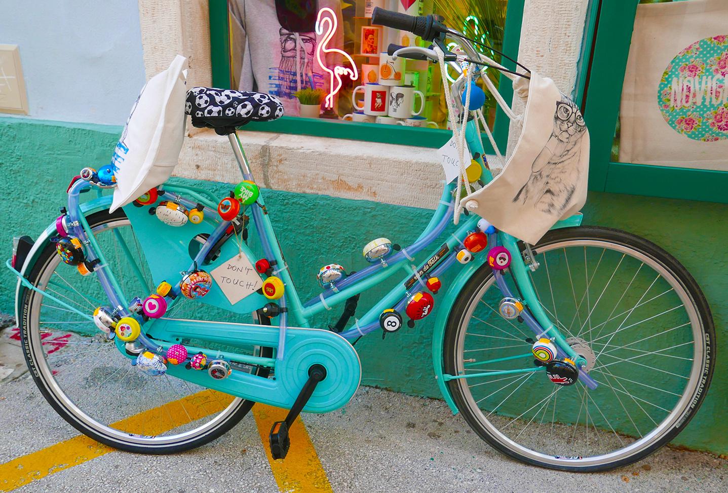 La Bici....... Campanellata .....