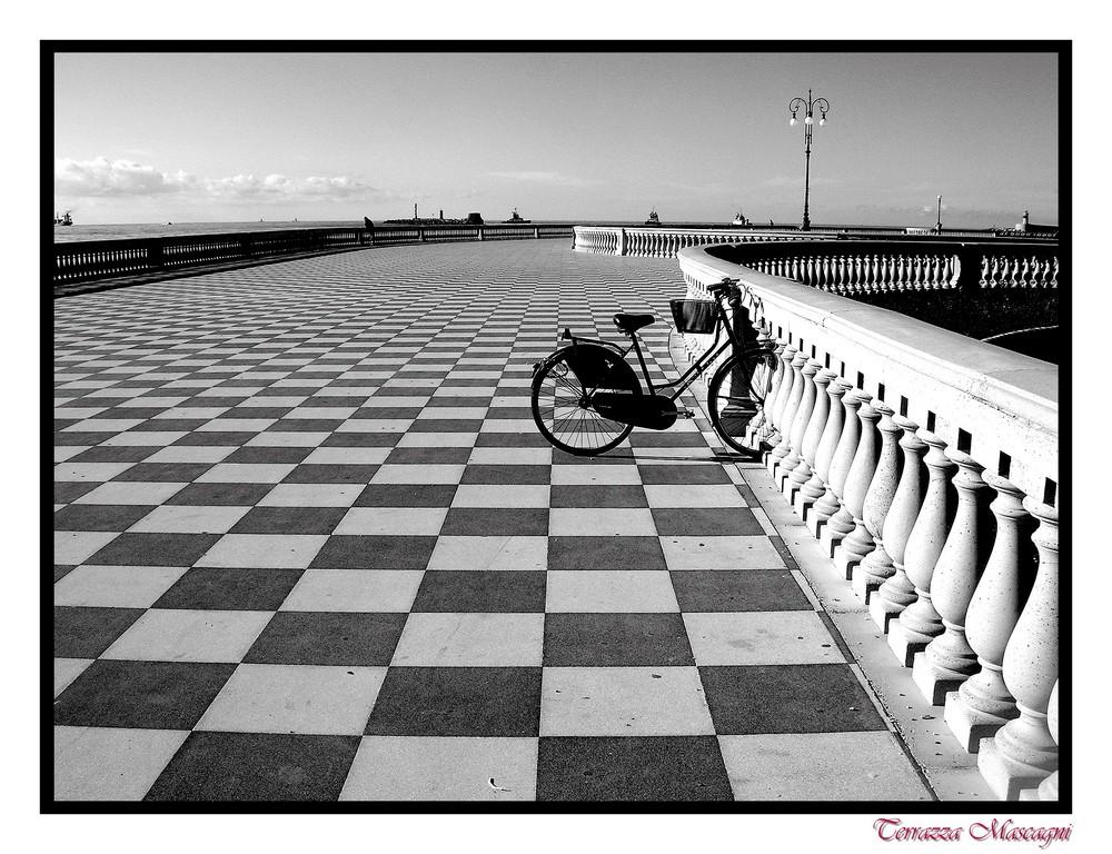 La Bicicletta de la Terrazza Mascagni