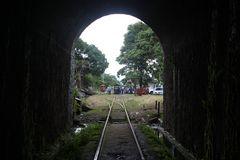 La boca del tunel