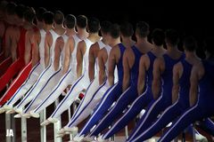 La brigade spéciale de gymnastique der Pariser Polizei