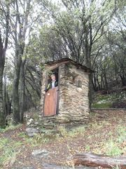 La cabane au fond des bois ....