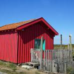 La Cabane rouge ...