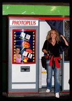 La cabina dove vota la Patty!!!!
