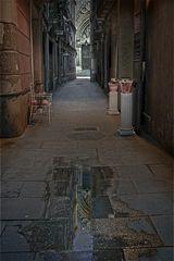 La calle de la luz.