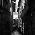 La calle oscura