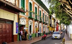 La Candelaria, Bogotá Street