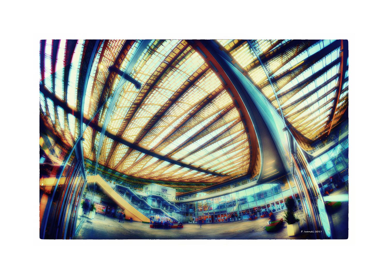 La Canopée - Forum des Halles Paris