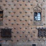 La Casa de las Conchas...Variedad de diseños