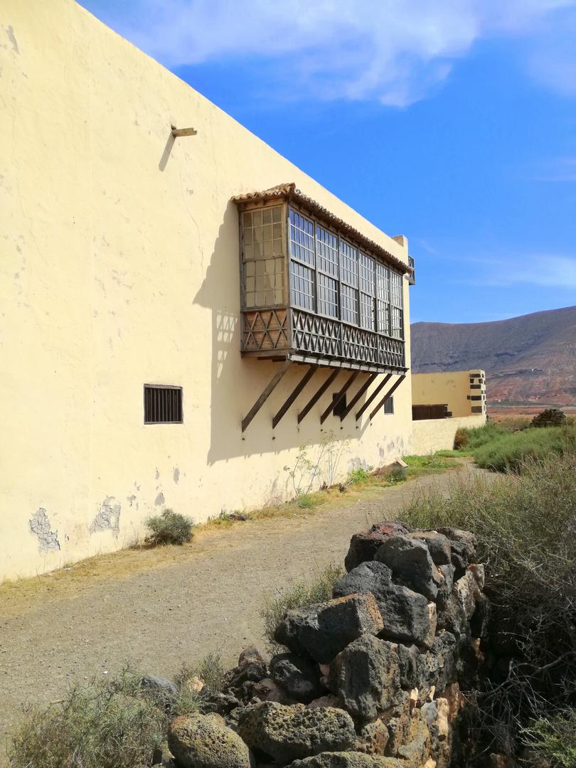 La Casa de los Coroneles, La Oliva, Fuerteventura