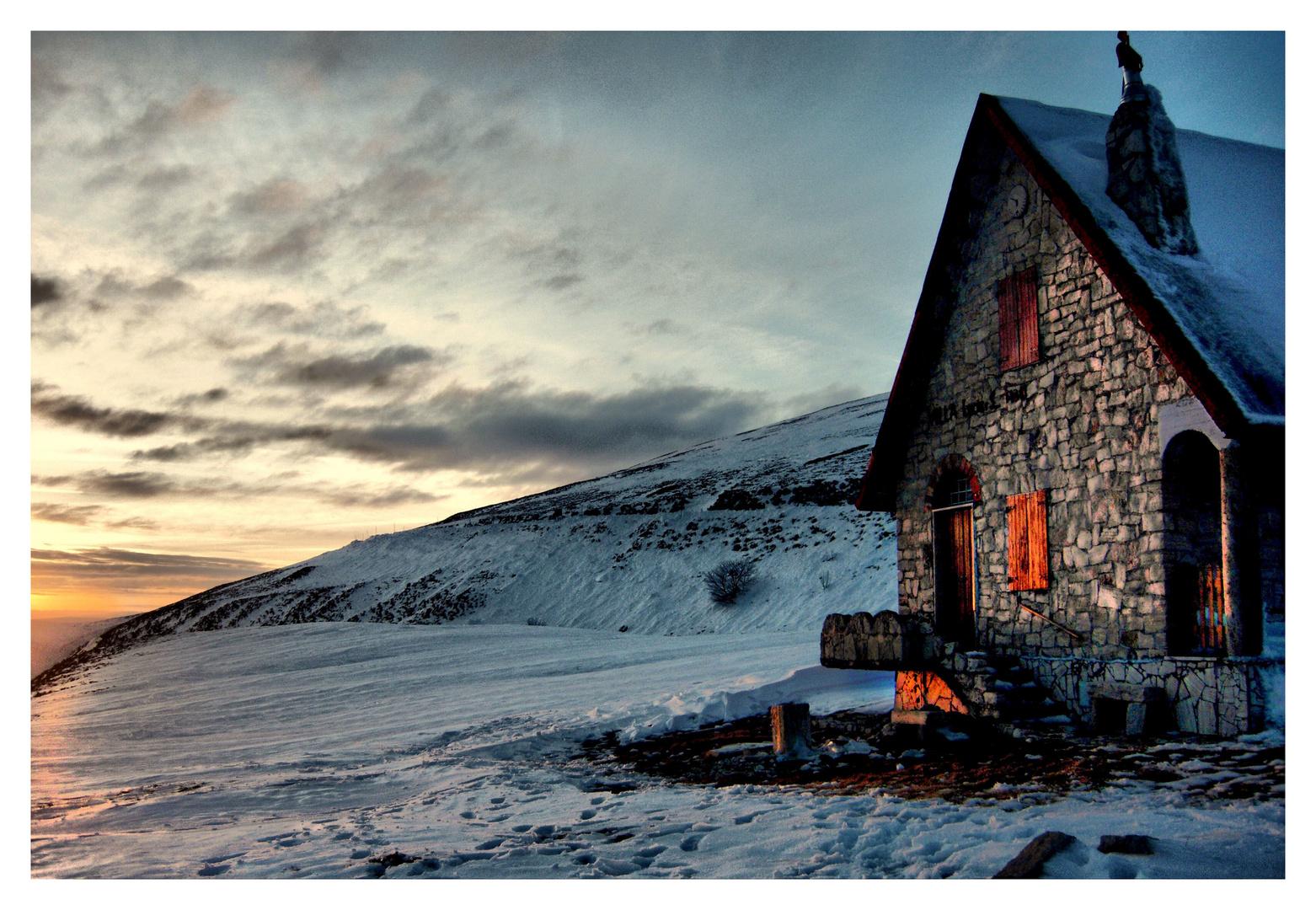 la casa del silenzio