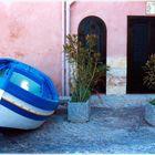 la casa e la barca