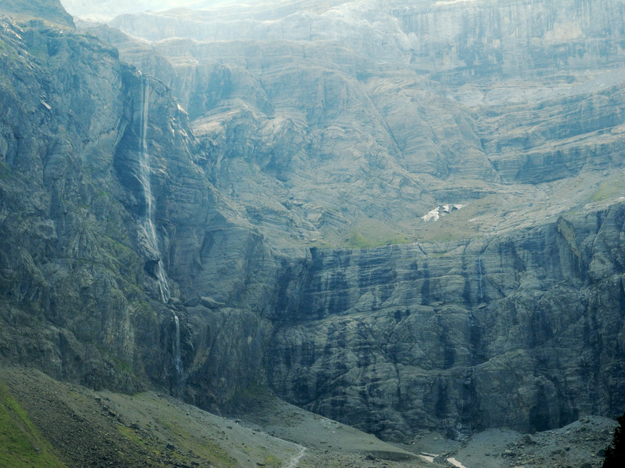 La cascada de Gabarnie
