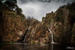 La Cascada del Hervidero.