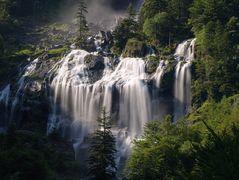 La cascade d'Ars (Ariège)