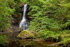 La cascade de Cornillou, Cantal