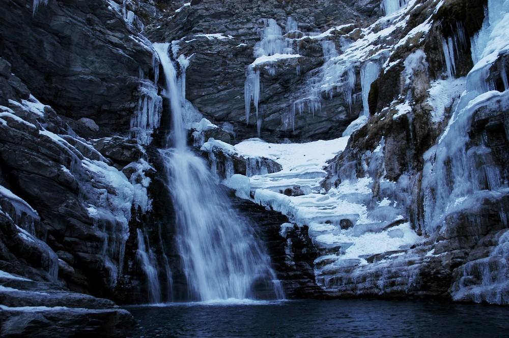 La cascade de la Lance