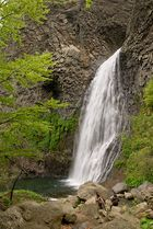 La cascade du raypic, Ardèche