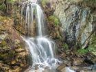 La cascata di Pourrieres