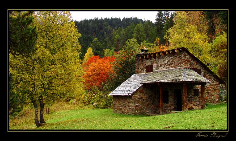 La casita del bosque imagen foto paisajes paisajes y natura naturaleza fotos de fotocommunity - Casitas del bosque ...