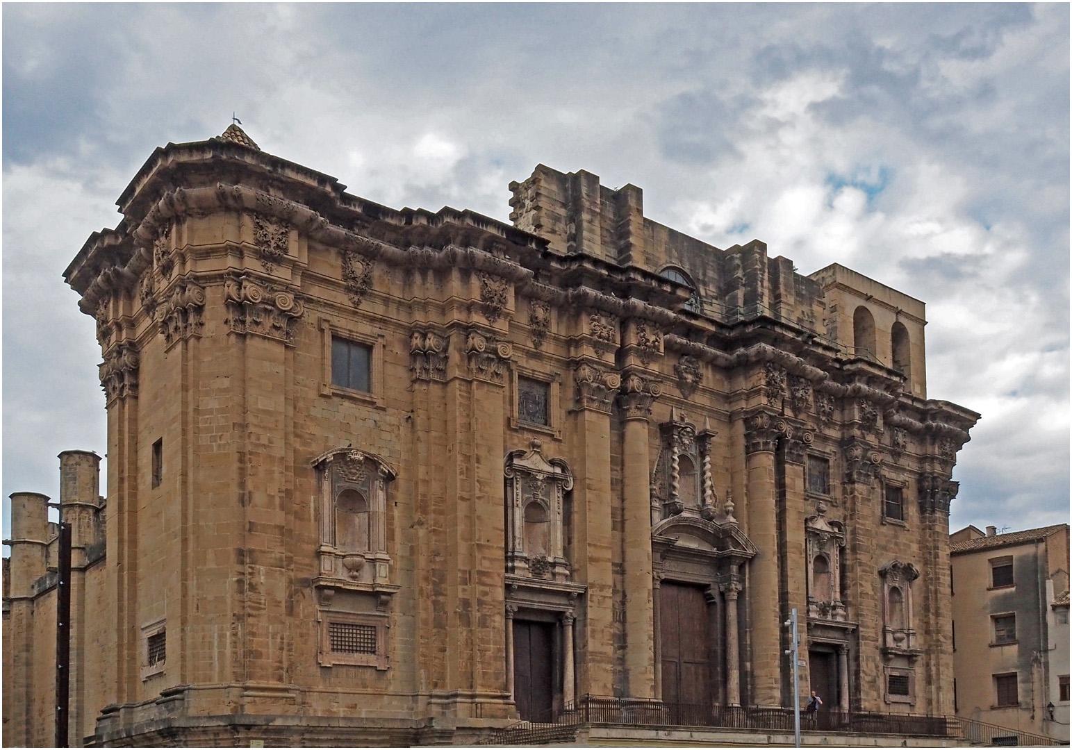 La Cathédrale Saint-Marie à Tortosa