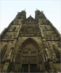 La cattedrale di Norimberga