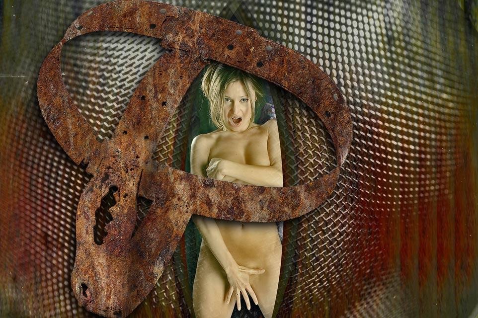 La ceinture de chasteté - Der Keuschheitsgürtel