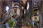 La chaire de l'Eglise Saint-Jean-Baptiste à Samatan  -- (1890)