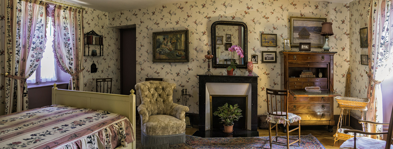 La chambre de Blanche Hoschedé-Monet