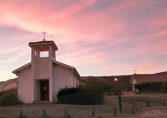 La chapelle de la plage !
