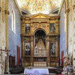 La chapelle de l'université de Coimbra
