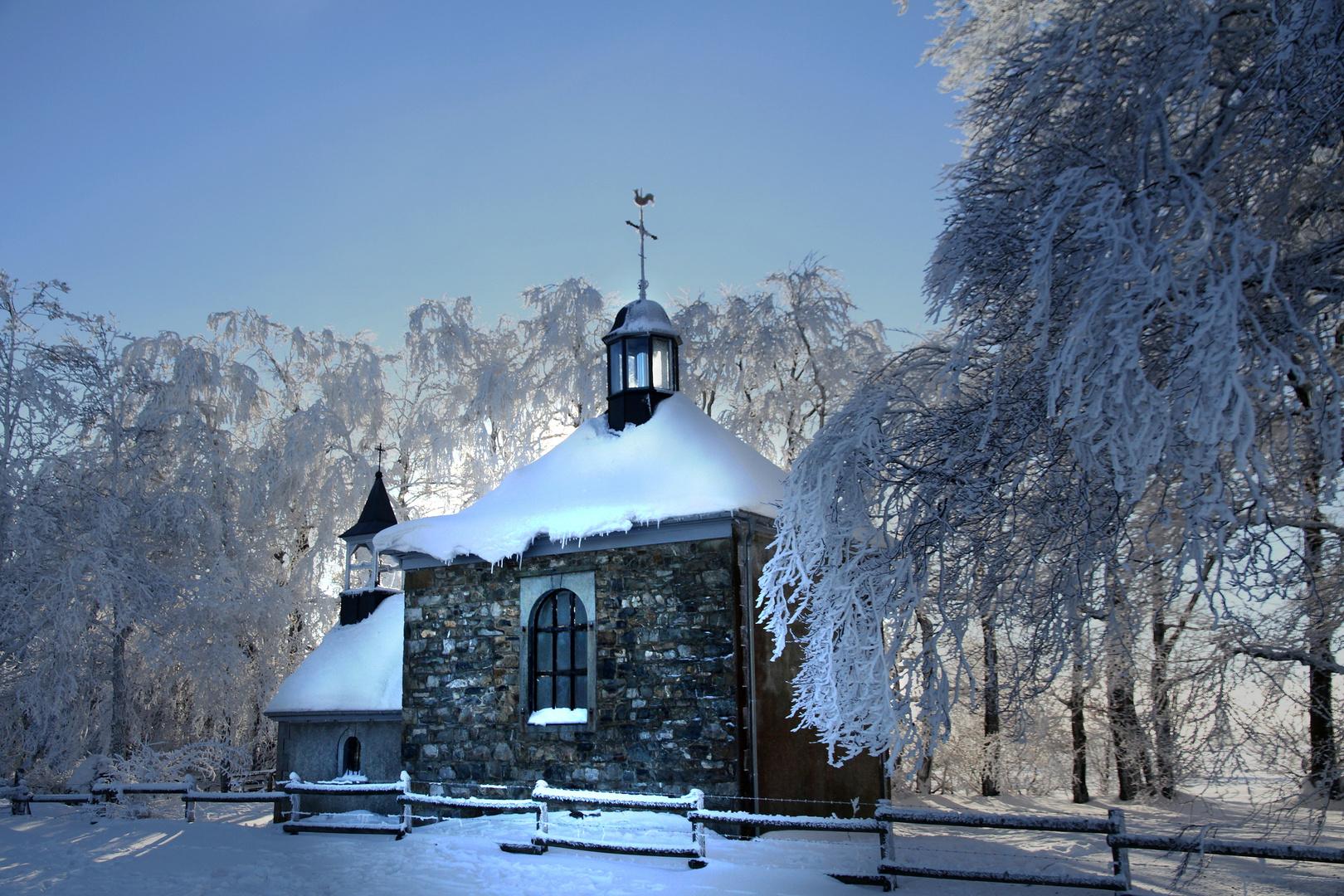La chapelle Fisbach