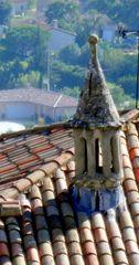 la cheminée sarrasine